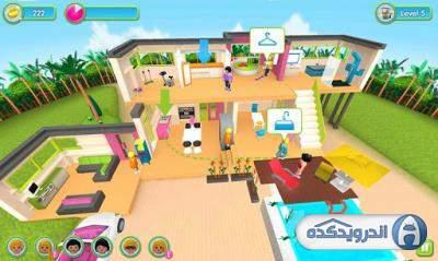 دانلود PLAYMOBIL Luxury Mansion V1.5 بازی عمارت لوکس اندروید