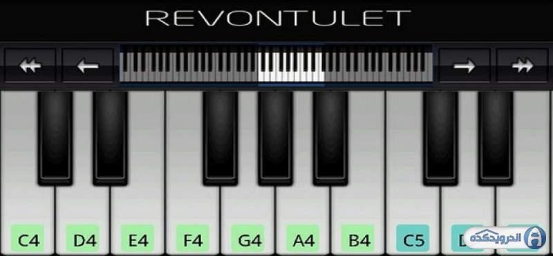 دانلود Perfect Piano برنامه پرفکت پیانو اندروید