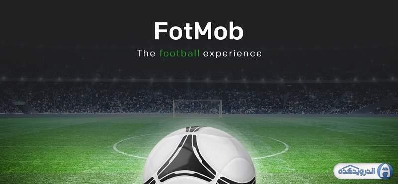 دانلود Soccer Scores Pro - FotMob برنامه پیگیری نتایج فوتبال اندروید
