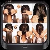 دانلود Simple hairstyles مدل مو ساده اندروید