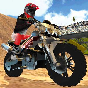دانلود Action Bike Rider Volcano بازی اکشن دوچرخه سوار آتشفشان اندروید