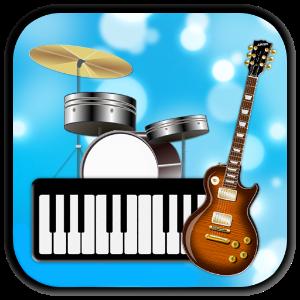 دانلود Band Game: Piano, Guitar, Drumبرنامه ارکستر:پیانو،گیتار و درام