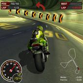 دانلود moto speed game بازی سرعت موتور اندروید