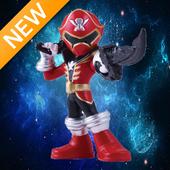 دانلود Red Ranger Battle Adventure قرمز نماد نبرد ماجراجویی اندروید