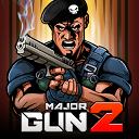 دانلود Major Gun : war on terror v3.9.6 بازی تیراندازی برای اندروید – همراه نسخه مود
