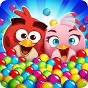 دانلود Angry Birds POP Bubble Shooter v3.19.0 بازی پرندگان خشمگین: شلیک به حباب ها اندروید – همراه نسخه مود