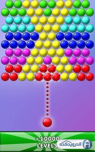 دانلود Bubble Shooter Blast v1.0.0 بازی حباب های رنگی اندروید