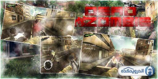 دانلود Evil Dead Zombie V1.4 بازی زامبی ها_مردگان شرور اندروید