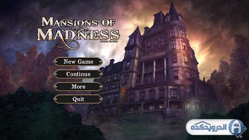 دانلود Mansions of Madness v1.3.5 بازی عمارت دیوانگان اندروید