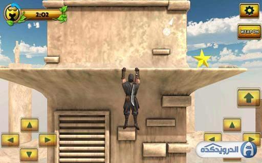 دانلود Ninja Samurai Assassin Hero V1.011 بازی قهرمان قاتل نینجا اندروید