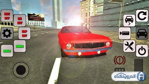 دانلود Nitro Car Racing v1.0 بازی مسابقات اتومبیلرانی نیترو اندروید