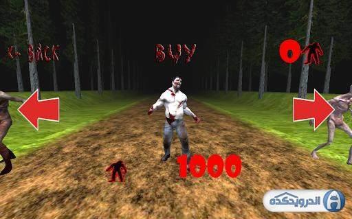 دانلود Zombie Apocalypse Rush v1.1 بازی حمله زامبی اندروید