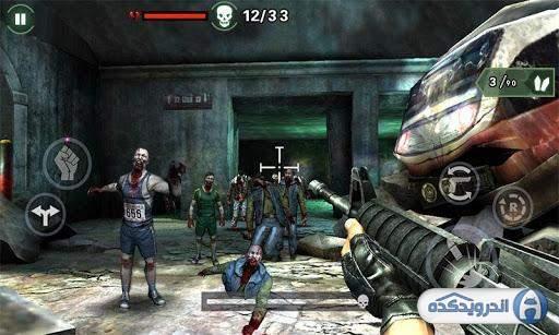 دانلود Zombie Killer Contract Hunter v1.0 بازی شکارچی زامبی ها اندروید