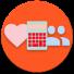 دانلود Love Friend Calc v1.0 نرم افزار سنجش عشق و دوستی اندروید