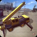 دانلود Rail Builder: Crane & Loader v1.3 بازی ساخت ریل راه آهن:جرثقیل و لودر اندروید