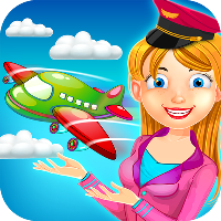 دانلود Airport Manager Travel Diaries v1.0 بازی مدیریت پرواز های فرودگاه اندروید