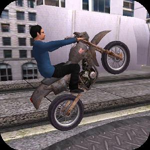 دانلود MX Nitro Dirt Bike Trial 2016 V 1.3 بازی موتور سواری اندروید
