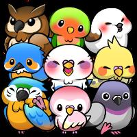 دانلود Bird Life v1.4.8 بازی پازلی زندگی پرندگان اندروید