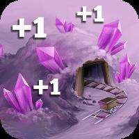 دانلود Clicker Mine Idle Tycoon – Gold Miner Heroes Free V1.13.00 بازی قهرمانان معدن طلا اندروید
