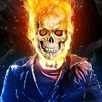 دانلود Ghost Ride 3D v2.7 بازی سه بعدی موتور سواری روح اندروید