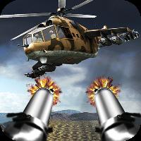 دانلود Gunship Rescue Force Battle 3d v1.1 بازی سه بعدی هلیکوپتر جنگی اندروید