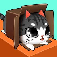 دانلود Kitty in the Box v1.6.0 بازی کیتی در جعبه اندروید