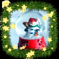 دانلود Photo Frames Holiday Christmas v30.5 نرم افزار قاب های کریسمس اندروید