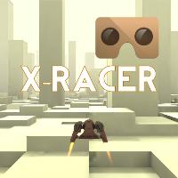 دانلود VR X-Racer – Aero Racing Games v5.6 بازی مسابقه واقعیت مجازی اندروید