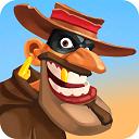 دانلود Run & Gun: BANDITOS v1.2 بازی تیراندازی و دویدن برای اندروید