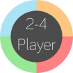 دانلود A 2-4 Player Game Collection Pro 3.0مجموعه حرفه ای بازی های ۲-۴ نفره اندروید
