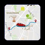 دانلود GPS Route Finder 1.0 برنامه مسیریابی GPS اندروید