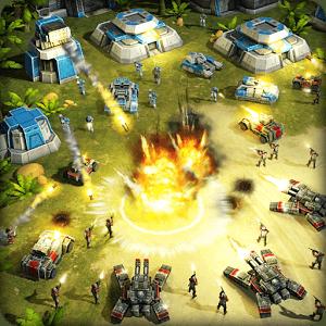 دانلود Art Of War 3: Modern PvP RTS 1.0.56 بازی استراتژیک هنر جنگ۳-جنگی مدرن اندروید