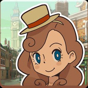 دانلود Layton's Mystery Journey 1.0.2 بازی ماجراجویی پنهانی لیتون اندروید