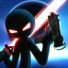 دانلود Stickman Ghost 2: Star Wars 4.5 بازی آدمک شبح ۲:جنگ ستارگان اندروید + مود