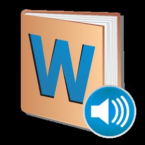 دانلود WordWeb Audio Dictionary 3.4 برنامه دیکشنری صوتی وردوب اندروید