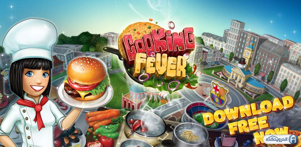 Cooking-Fever-game