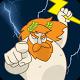 دانلود God of Block : Brick Breaker 1.0 بازی آجر شکن اندروید