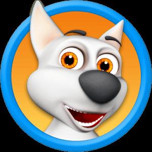 دانلود My Talking Dog – Virtual Pet v3.2 بازی سگ سخنگوی من_حیون خانگی مجازی اندروید