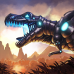 دانلود Jurassic Survival Island: ARK 2 Evolve 1.2 بازی زنده ماندن در جزیره اندروید + مود