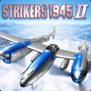 دانلود STRIKERS 1945-2 v1.4.3 بازی نبرد با هواپیما ها اندروید + نسخه مود