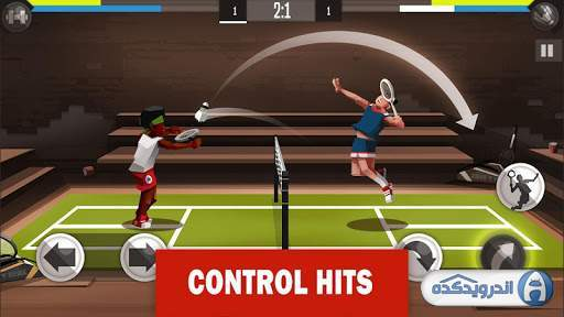 Badminton-League-android