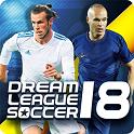 دانلود Dream League Soccer 2018 5.00 بازی لیگ رویایی فوتبال اندروید + دیتا