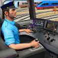 دانلودIndian Train City Driving Sim- Train Games 2018 v1.0 رانندگی با قطار ۲۰۱۸ اندروید
