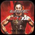 دانلود New Tricks WWE 2K18 v1.0 بازی کشتی WWE 2K18 اندروید