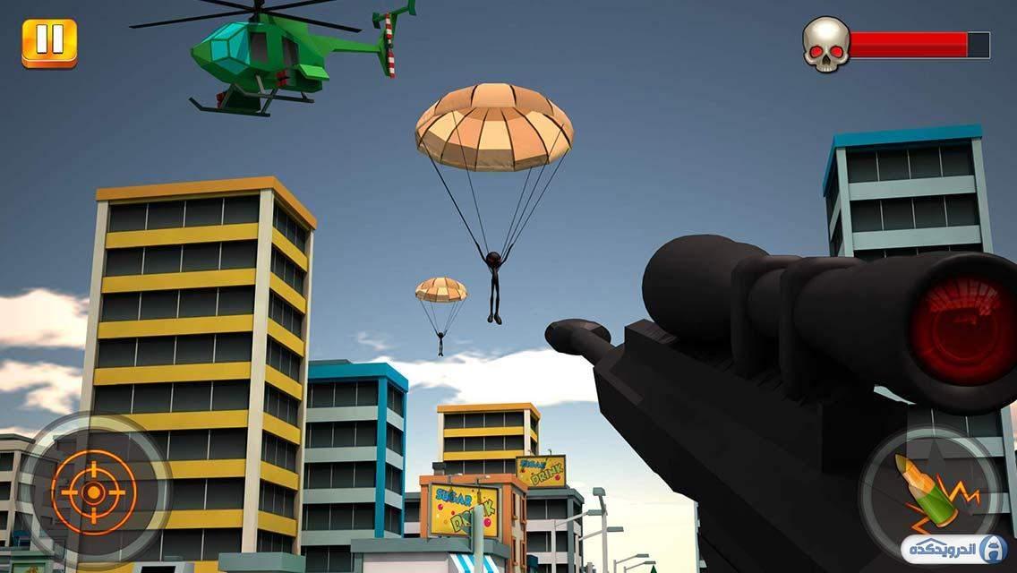 Underworld-Stick-Mafia-game