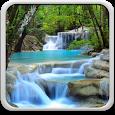 دانلود Waterfall Live Wallpaper v24.0 برنامه تصویر زمینه ی متحرک آبشار اندروید