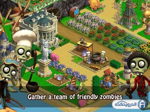 Zombie-Castaways-game