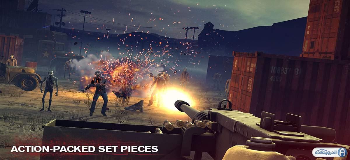 تصویر از دانلود Into the Dead 2 1.45.1 بازی به سوی مردگان 2 اندروید