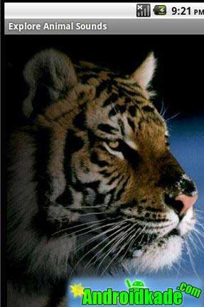 AnimalSounds v1.1 صدای حیوانات در اندروید شما