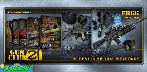 ورژن جدید Gun Club 2 v2.0.3 – با انواع اسلحه های به روز دنیا تیر اندازی کنید!
